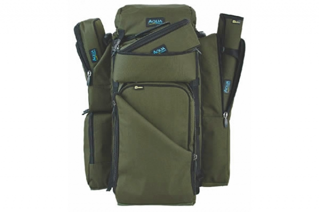 Black Series Large Rucksack
