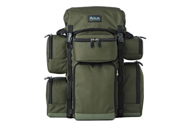 Black Series Small Rucksack