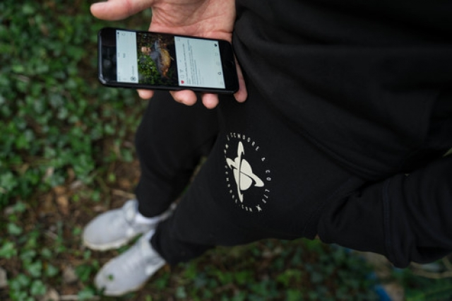CC Moore Branded Joggers