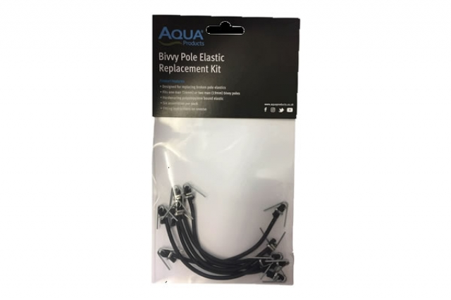 Bivvy Pole Elastic Replacement Kit